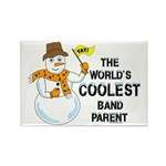 Coolest Parent Rectangle Magnet (10 pack)