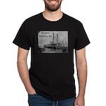 The Rosebud Dark T-Shirt