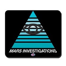 Mars Investigations Mousepad