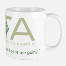 Appalachian Trail Addict Mug