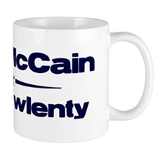 McCain Pawlenty Mug