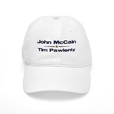 McCain Pawlenty Baseball Cap