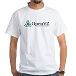 Open VZ White T-Shirt