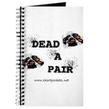 "ShortPockets ""Dead-A-Pair"" Journal"