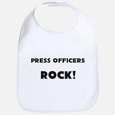 Press Officers ROCK Bib