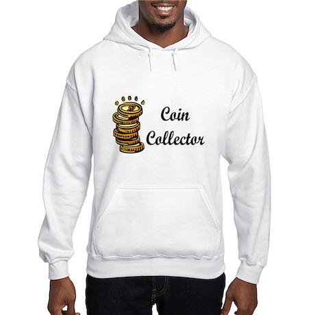 Coin Collector Hooded Sweatshirt