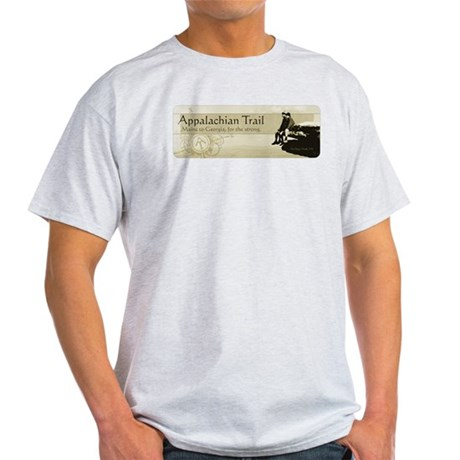 Appalachian Trail for the Strong Light T-Shirt