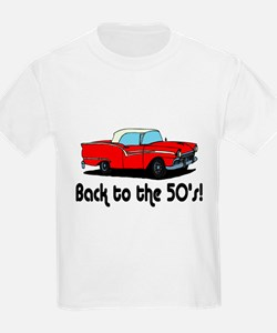 Back to the 50's T-Shirt