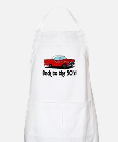 Back to the 50's BBQ Apron