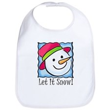Let It Snow! Bib