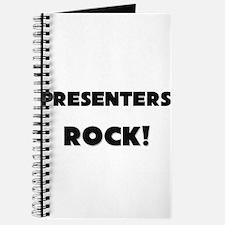 Presenters ROCK Journal