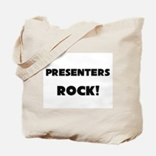 Presenters ROCK Tote Bag