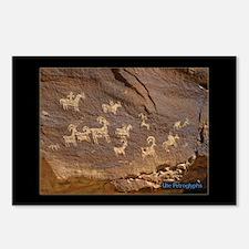 Ute Petroglyphs - Postcards (Package of 8)