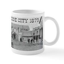 Dodge City 1879 Small Mug