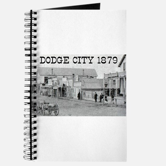 Dodge City 1879 Journal