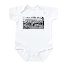 Dodge City 1879 Infant Bodysuit