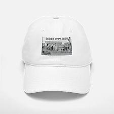 Dodge City 1879 Baseball Baseball Cap