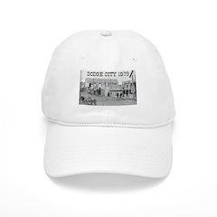 Dodge City 1879 Baseball Cap