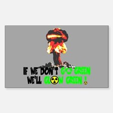 Anti Nuclear World Peace Stickers