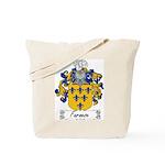 Farnese Family Crest Tote Bag