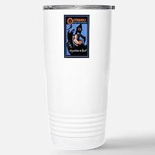 October Travel Mug