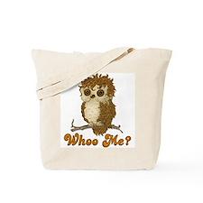 Whoo Me Owl Tote Bag