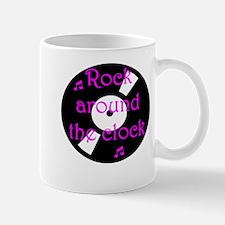 Rock Around the Clock Mug
