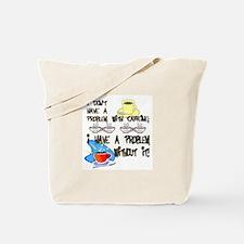 Caffeine Problem Tote Bag