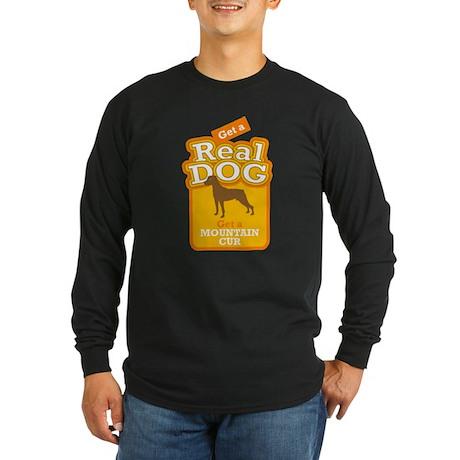 Mountain Cur Long Sleeve Dark T-Shirt
