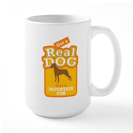 Mountain Cur Large Mug
