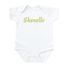 Shonelle in Gold - Infant Bodysuit