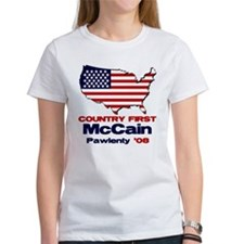 McCain Pawlenty Tee