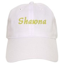 Shawna in Gold - Baseball Cap