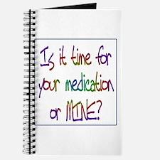 Whose Medication Journal