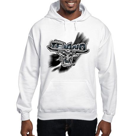 Tejano.Me Accordion Hooded Sweatshirt