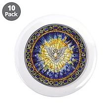 """Goddess Christian 3.5"""" Button (10 pack)"""