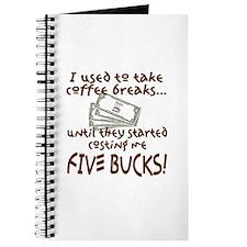 Five Bucks Journal