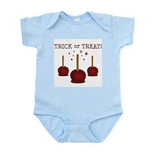 Candy Apple Infant Bodysuit