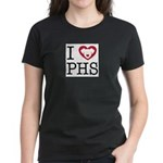 Putnam Humane Society Rescue Women's Dark T-Shirt
