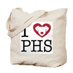 Putnam Humane Society Pet Rescue Tote Bag