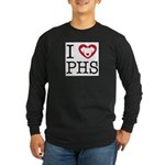 Putnam Humane Society Long Sleeve Dark T-Shirt