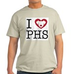 Putnam Humane Society Pet Rescue Light T-Shirt
