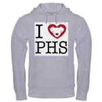 Putnam Humane Society Pet Rescue Hooded Sweatshirt