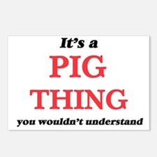 It's a Pig thing, you Postcards (Package of 8)