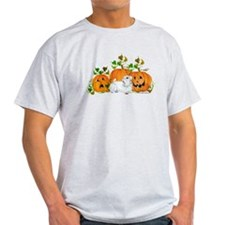 Sealyham Terrier Halloween Au T-Shirt