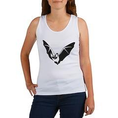 Bat Tattoo Women's Tank Top