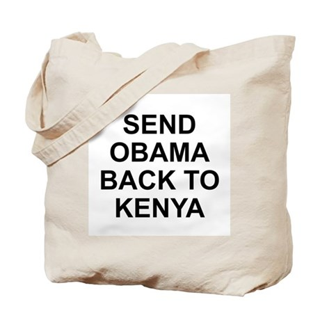 Back to Kenya Tote Bag