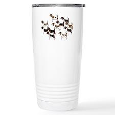Group O' Beagles Travel Mug