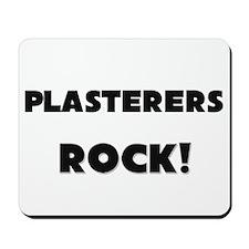 Plasterers ROCK Mousepad