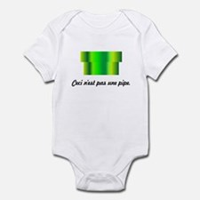 GamerGeekChic Infant Bodysuit